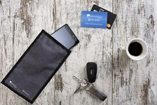 Faraday RFID Signal Blocking Pouch Stops Keyless Car Theft!
