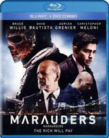 Marauders (Blu-ray / DVD Combo) (Blu-ray) (Bil New Blu