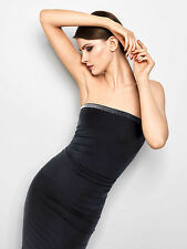 Wolford Fatal Precious dress * M * Black... luccicanti irresistibili attraente