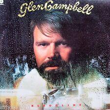 GLEN CAMPBELL Bloodline LP