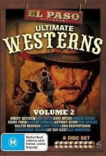 El Paso Ultimate Western Collection Volume 2 DVD R4 New Dead Stock, Genuine D114