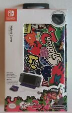 Splatoon 2 Hybrid Cover W/ Screen Protector Nintendo Switch Carrying Case