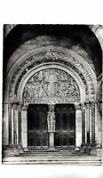 BF15058 cathedrale st lazare d autun portail s et l france front/back image