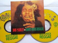 BOB MARLEY-rare1993  original  SILVER 2cd set LIVE EXETER CLUB 1976-sale!!!!!!!!