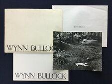 WYNN BULLOCK Child in Forest [Print] 1975 Japanese Print