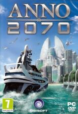 ANNO 2070 (City Sim PC Game) WIN 7/Vista/XP Brand New Sealed FREE US SHIPPING