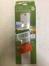 GE Wireless LED Utility Light, 12 in, 100 Lumens, White, 17446