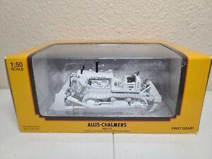 Allis-Chalmers HD-21 Dozer w/ Ripper - White First Gear 1:50 Model #59-3161 New!
