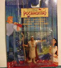 MATTEL Pocahontas ~ chief Powhatan Perfecto  Disney VER FOTO