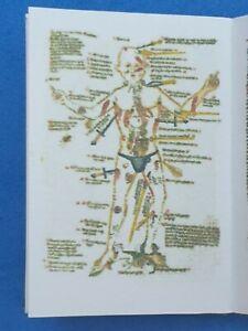 1:12 Scale Book, Mediaeval Medicine , Crafted By Ken Blythe
