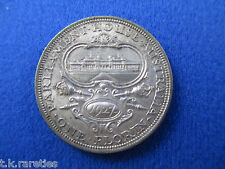 1927 Australian Canberra or Parliament Florin. A very collectable coin, genuine