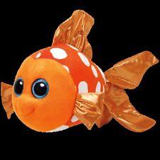 TY Beanie Boos Regular - SAMI The Orange Fish - NEW