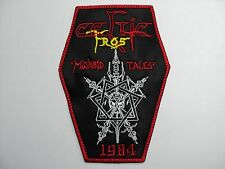 celtic frost coffin     EMBROIDERED PATCH