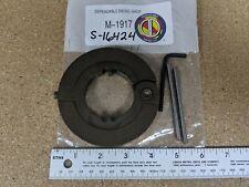 "Midland Haldex Hinged Clutch Brake 2/"" Inside Diameter .380/"" Thick PDC # BK-313"