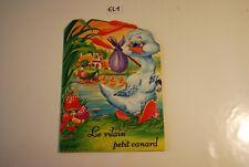 EL1 Livre - Le Vilain Petit Canard