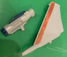 Transformers G1 Starscream Original, 1984 Wing & Launcher Lot