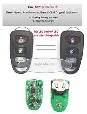 New keyless entry remote controller OSLOKA-310T beeper transmitter alarm phob