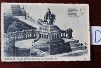 Postkarte Ansichtskarte Rheinland-Pfalz Koblenz deutsches Eck vo Rhein