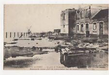 Grande Guerre La Gare De Ramscapelle WW1 Vintage LL Postcard France 695a