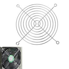 Fan Protection Net Grille 12cm Dia Iron Mesh Safety Grid For Computer Case Fans