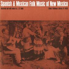 Various Artists - Folk Music New Mexico / Various [New CD]