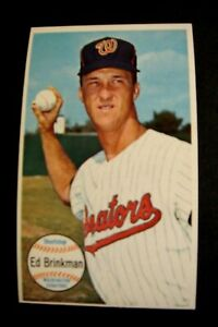 """1964  TOPPS GIANTS SET BREAK  # 1 TO #59   EXMT/NM   """"GET ALL YOU NEED HERE"""""""