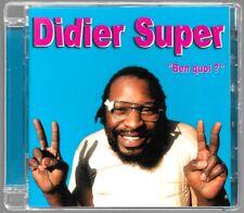 RARE CD ALBUM / DIDIER SUPER - BEN QUOI / COMME NEUF