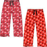 Kids Football Lounge Pants Bottoms Pyjamas Pjs Nightwear Boys Gift 5-14 Years