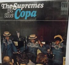 Supremes at the Copa vinyl M-636 1965 vinyl   052618LLE
