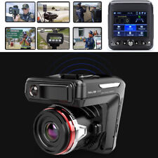 2in1 Car DVR Detector Camera Video Recorder Dash Cam Radar Laser Speed HD 1080P