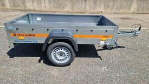 CAR TRAILER BRAND NEW SINGLE AXLE 200 x 106 750 kg