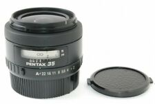 smc PENTAX-FA 35mm F/2 AL Wide Angle AF Lens Very Good!! from Japan 219168