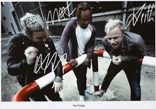 THE PRODIGY AUTOGRAPHED SIGNED A4 PP POSTER PHOTO