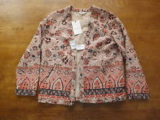 Marks and Spencer Floral Cotton Coats & Jackets for Women