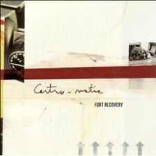 Centro-matic-Fort Recovery Cooking Vinyl CD NUOVO
