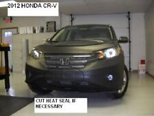 Vinyl, Black Covercraft LeBra 551223-01 Custom Fit Front End Cover for Honda CR-V