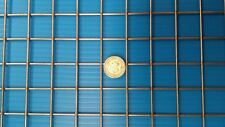 """Welded Wire Mesh Stainless Steel 1""""x1""""x 2.5mm Panel- 23"""" x 12.0"""" (585mm X 305mm)"""