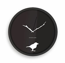 Kikkerland Early Bird Wall Clock