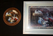 """""""Mischief with the Hatbox"""" print & limited edition plate"""
