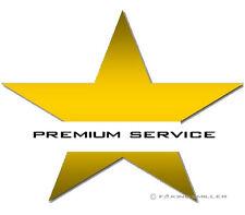 PREMIUM SERVICE!  Vorkonfiguration nach Ihren Wünschen!