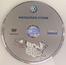 OEM 06-08 VW Passat Jetta GTI Navigation Disc Nav GPS DVD S0022-0070-608 (4B)
