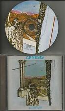 Trespass (rare Virgin PICTURE CD) Genesis-no Remaster!!!