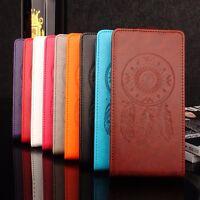 Funda libro flip piel sintetica tapa vertical atrapasueños Xiaomi Mi Note 2