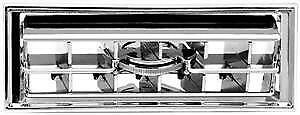 (2) CHROME Western Star Truck A/C Dash Vent Covers
