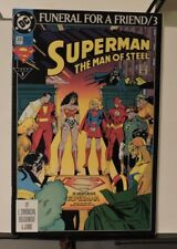 Superman Man of Steel #20  Feb 1993