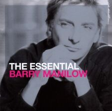 """BARRY MANILOW """"THE ESSENTIAL - BEST OF"""" 2 CD NEW+"""