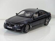BMW 5er G30 Limousine (M-Paket) 2017 grau Kyosho 1:18 Neu mit pers. Kfz- Kennz.