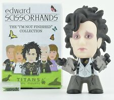 Edward Scissorhands I'm Not Finished Titans Vinyl Figure - Edward (Version 4)
