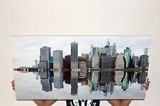 20x40 NYC Skyline Canvas