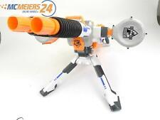 E148 Hasbro Nerf N-Strike Elite Rhino-Fire Doppellauf-Blaster vollautomatisch